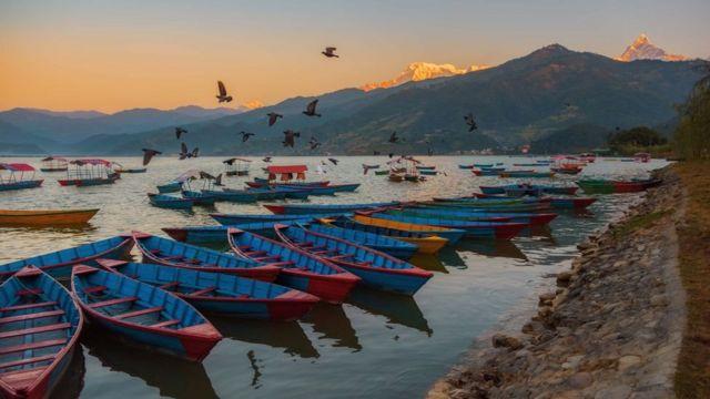 Machhapuchhare dan Annapurna