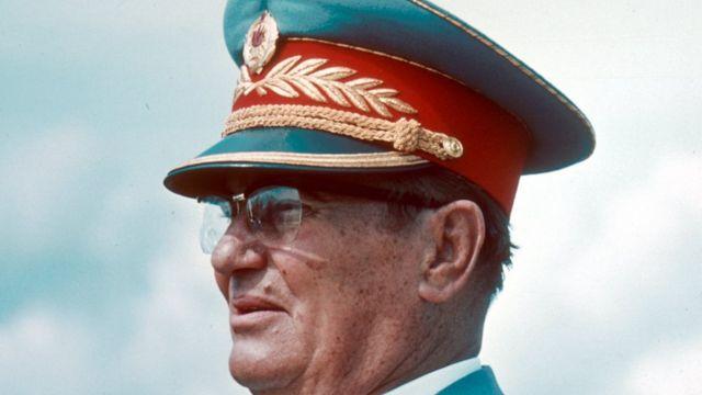 Josip Broz Tito: Pet stvari koje treba da znate - BBC News na srpskom