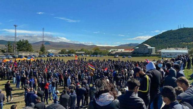 Etnik azərbaycanlıların aksiyası