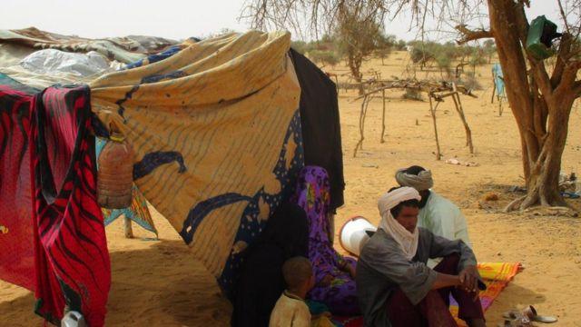 50,000 oo qof ku dhawaad ayaa ku barkacay gudaha Mali