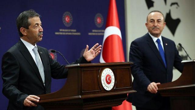 Tahsin Ertuğruloğlu 11 Ocak'ta Ankara'da Mevlüt Çavuşoğlu ile görüşmüştü