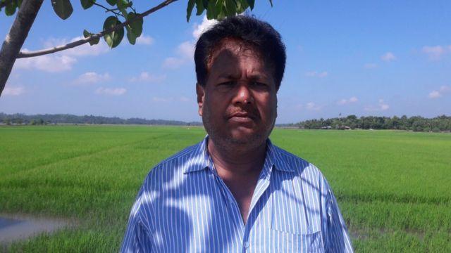 হারুন শিকদার, বাসিন্দা, উলুবুনিয়া এলাকা