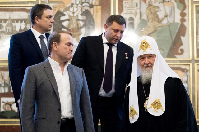 Пасечник Медведчук Захарченко Кирилл