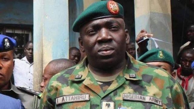 Buhari Service Chiefs: Major General Attahiru Ibrahim