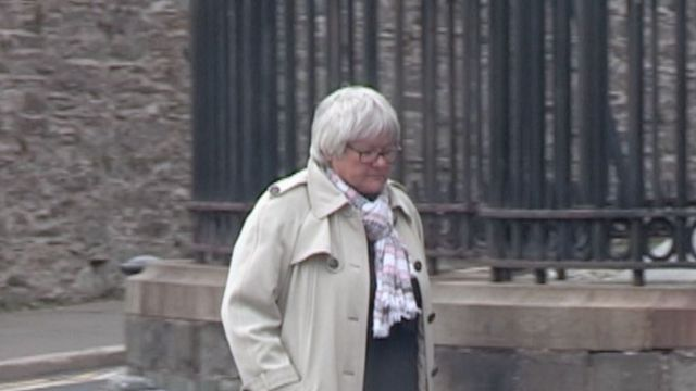 Elaine Early, solicitor, gets suspended term for fraud