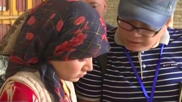 Muslim Uighur, Xinjiang, China