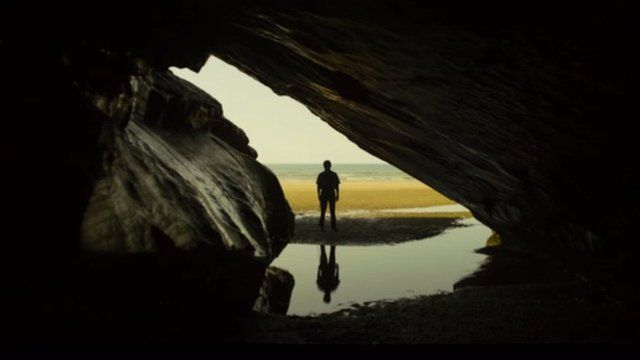 Still from the film Notes on Blindness