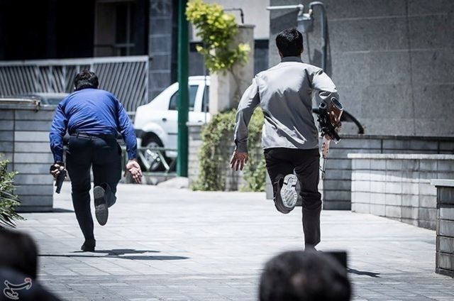 حملات مسلحانه در تهران
