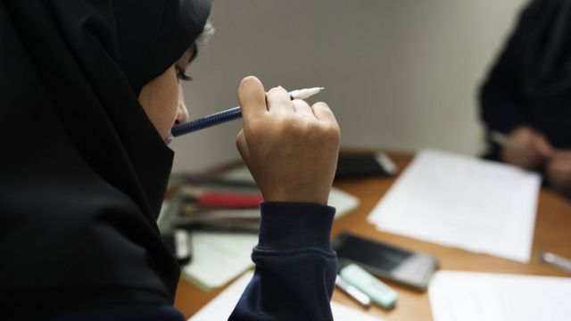 મુસ્લિમ મહિલાની પ્રતીકાત્મક તસવીર