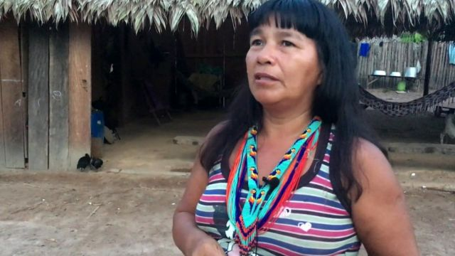 The tribe standing up to illegal Amazon loggers in Brazil