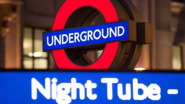 Лондонское метро начнет работать круглосуточно по выходным