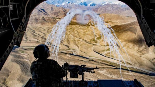 جنگ افغانستان وارد هفدمین سال خود شده است