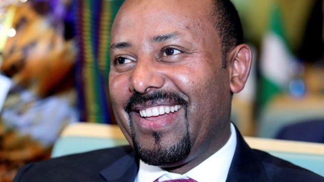 Abi Ahmed, premijer Etiopije