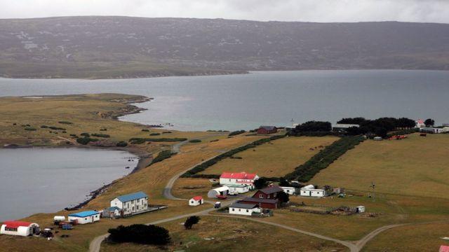 Islas Falkland/Malvinas