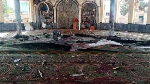 Mosquée à Kunduz