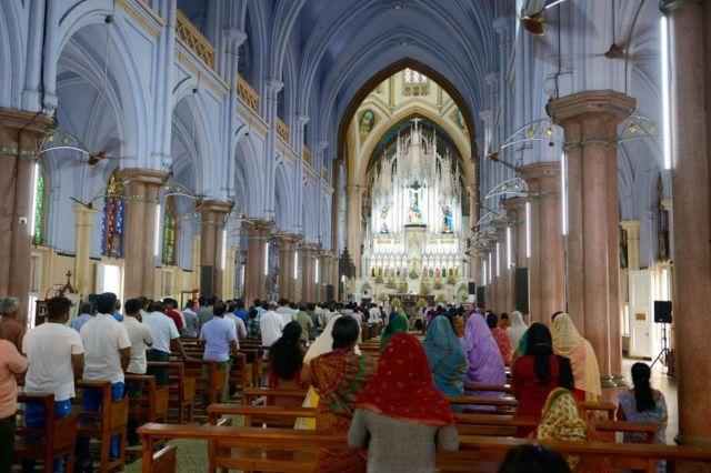 Kashi 20 cikin dari na yawan alummar jihar Kerala kiristoci ne