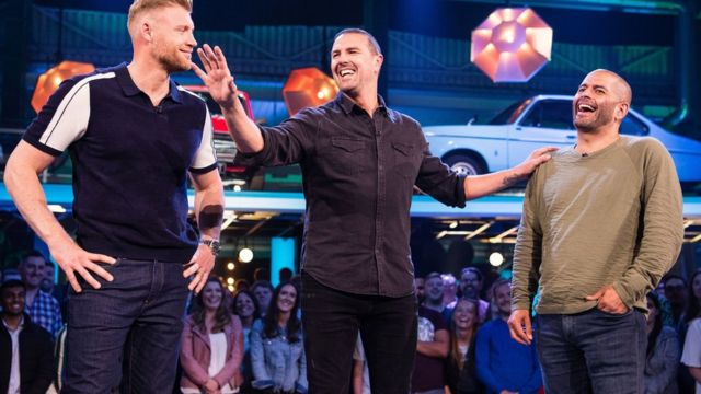 Top Gear: 'Warm' return praised by TV critics