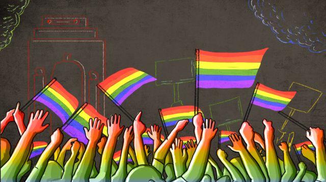 Малюнок активістів