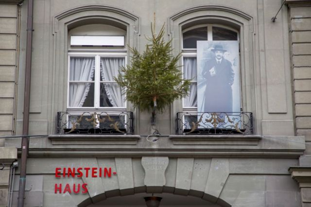 خانه ای در برن که انیشتین و میلوا برای اولین بار در آن به صورت خانوادگی زندگی می کردند اکنون موزه است