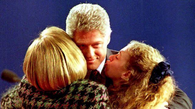 Hillary tornou-se primeira primeira dama a ser eleita para um cargo público nos Estados Unidos