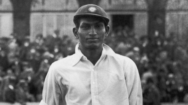 भारतीय क्रिकेटर मुश्ताक अली