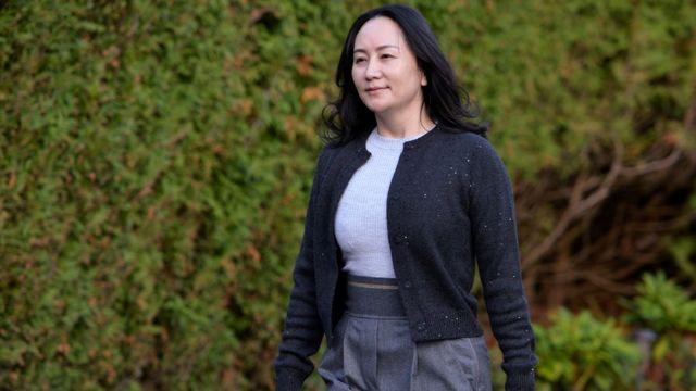 孟晚舟于2018年12月被捕。(photo:BBC)