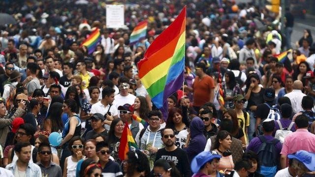 Transgender ruling: US court opposes Mexican's deportation