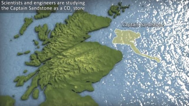 Study finds CO2 storage 'can be boosted' in North Sea