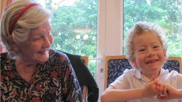 Healing young and old with a singalong