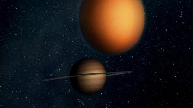 Cómo es Titán, el satélite de Saturno que es lo más parecido a la Tierra  que existe en el Sistema Solar - BBC News Mundo