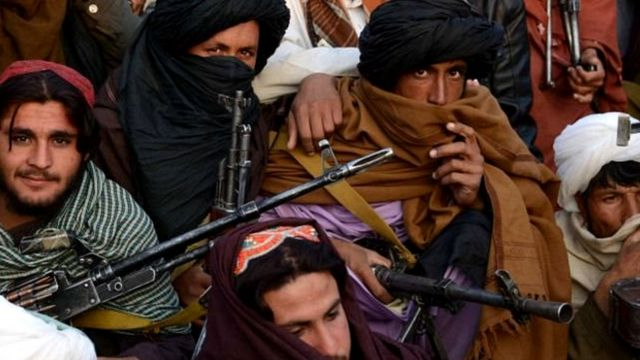 تصویری از طالبان