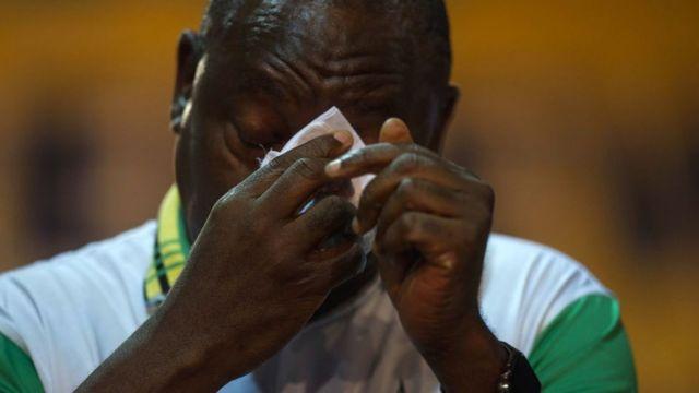 Aarẹ tuntun ni South Africa, Cyril Ramaphosa