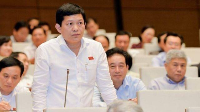 Đại biểu Quốc hội Phạm Phú Quốc