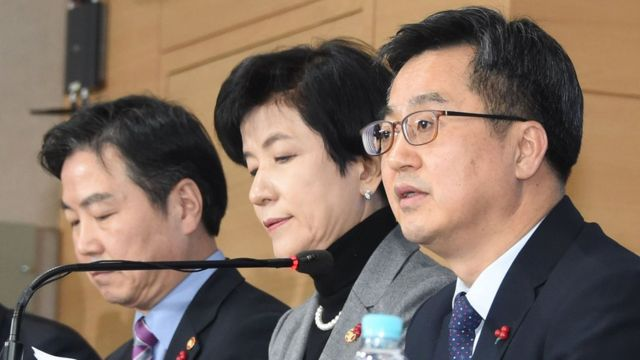 김동연 기획재정부 장관