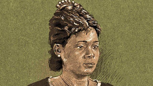 Ilustração Maria Firmina