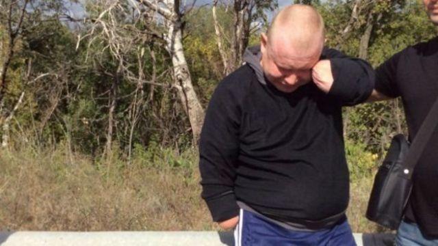 Філліпс розмовляв з українським полоненим Володимиром Жемчуговим під час обміну полоненими