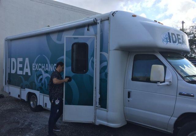 furgoneta IDEA Exchange
