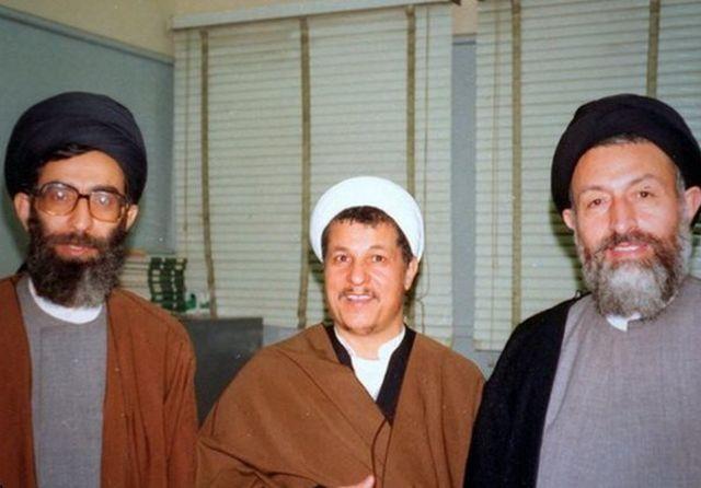 شیخ علی تهرانی میگفت از میان آقایان بهشتی، رفسنجانی و خامنهای، دست کم دو نفر با امیر انتظام همکاری داشتند