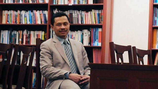 Shamsi Ali.