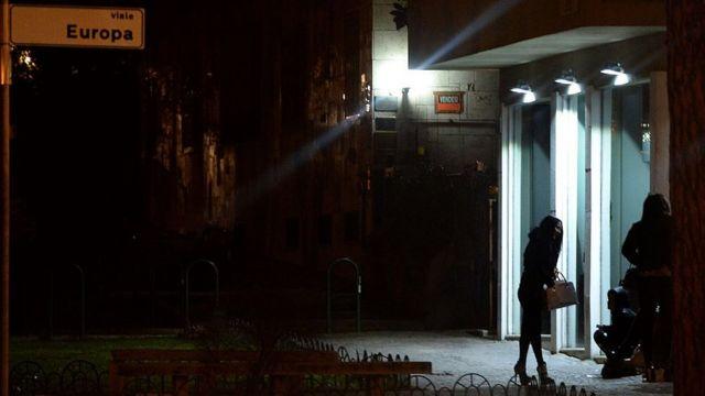 Проститутка в Риме