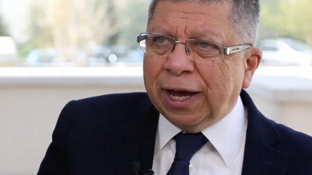 Turkish government advisor Ilnur Cevik