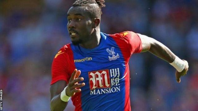 Le défenseur sénégalais de Crystal Palace, Pape Souaré,