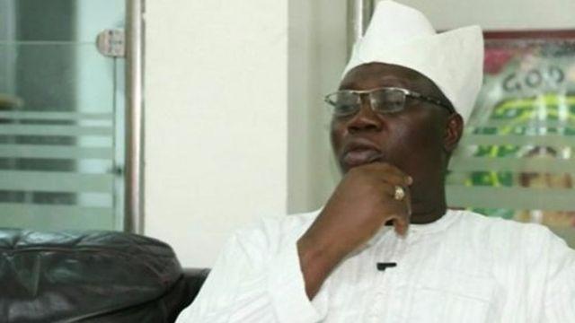 Otunba Gani Adamse Ona Kakanfo ilẹ Yoruba