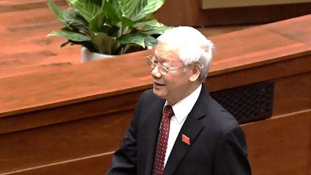 Tổng Bí thư Nguyễn Phú Trọng là Trưởng Ban Chỉ đạo TƯ về phòng, chống tham nhũng