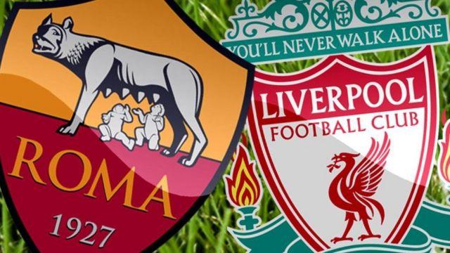 Liverpool na Roma