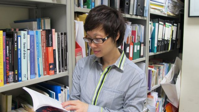 Професор Дей Вонг з Гонконзького баптистського університету займається вивченням асексуальності в Китаї