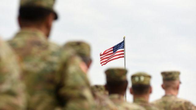 militares EE.UU.