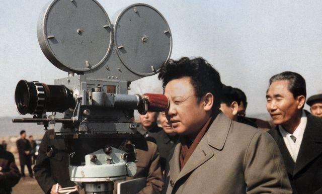 The Australian who shot a North Korean propaganda film