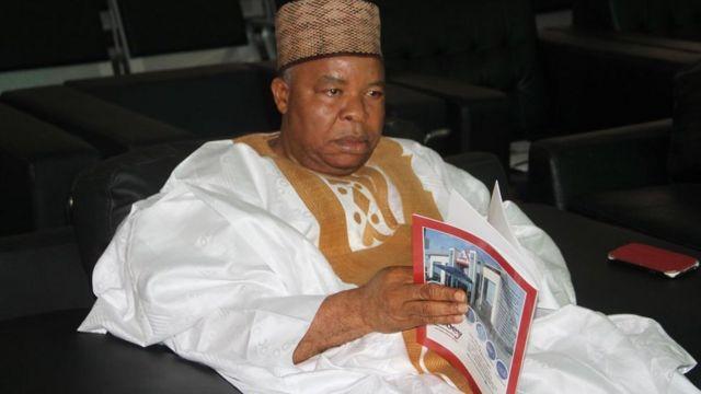 Sẹ́nétọ̀ Ibrahim Mantu