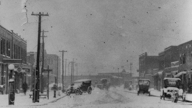 Greenwood antes do massacre
